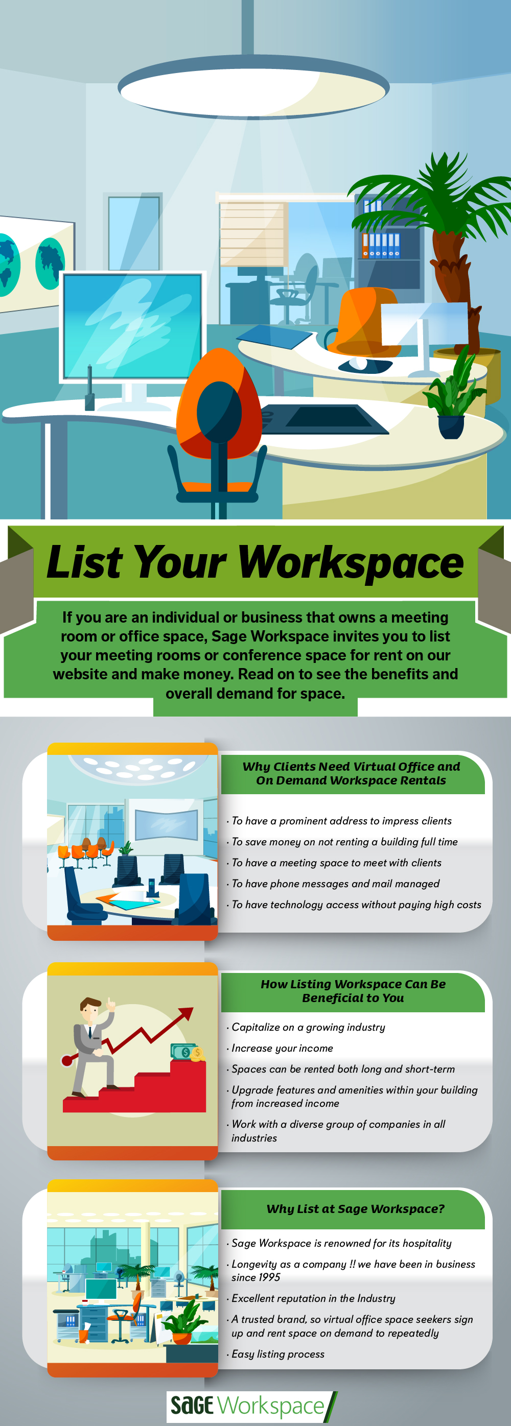 List Your Workspace